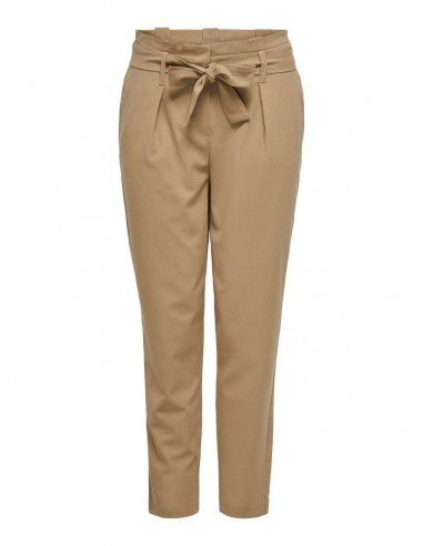 Only Pantalones Onlnicole Paperbag Ankel Pants Wvn Noos Para Mujer