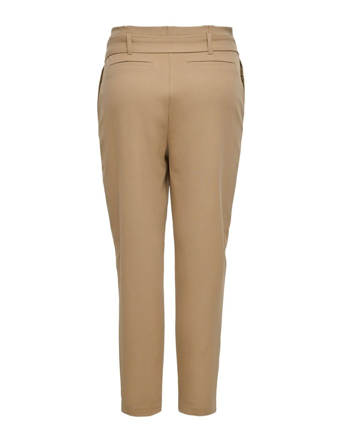 Only Onlnicole Paperbag Ankel Pants Wvn Noos Pantal/ón para Mujer