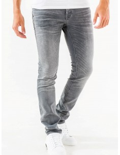 JEANS TAPERED OZZY (INCH)