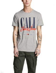 JORART SIGN TEE SS CREW NECK