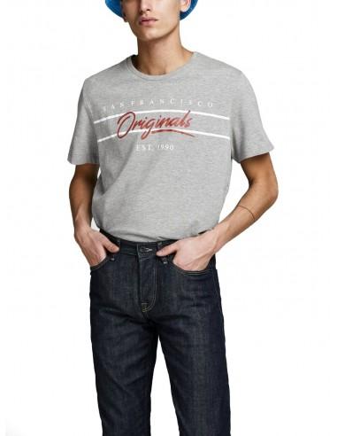 JACK & JONES Camiseta Manga Corta...